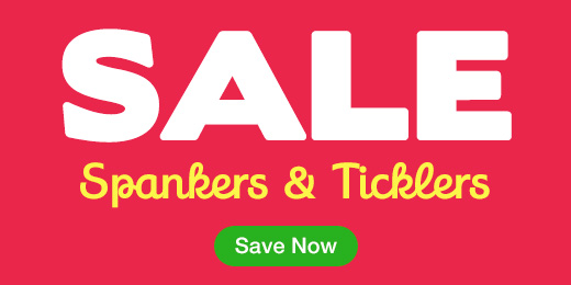 ^ Sale Spankers and Ticklers