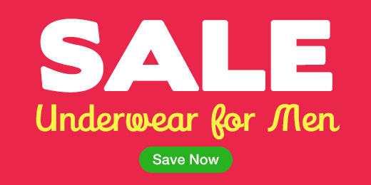 Sale Underwear for Men