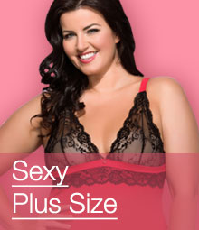 Sexy Plus Size