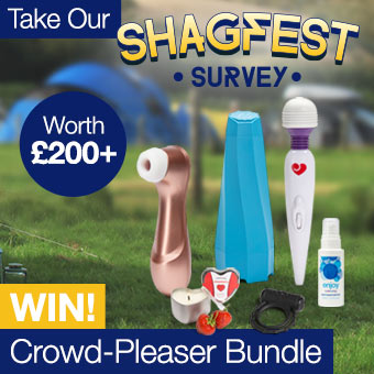 Take Our Shagfest Survey