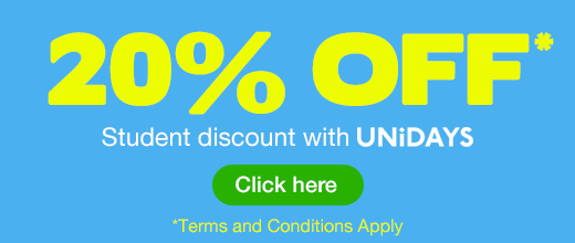 Unidays Discount for Students