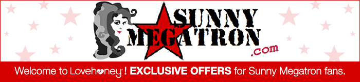 Sunny Megatron landing banner