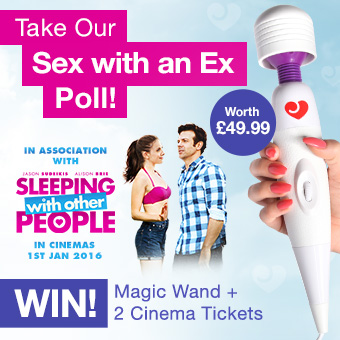 Take Our Sex with an Ex Poll! Competition