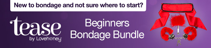 Tease Beginners Bondage Bundle