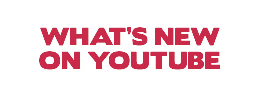whats new on youtube