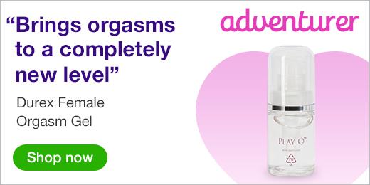 ^ Durex Female Orgasm Gel