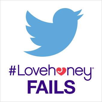#Lovehoney Hashtag Fails