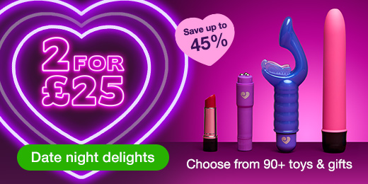 ^2 for 25 save up to 45% choose from 90+ toys and gifts