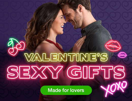Valentine's Sexy Gifts - Made for Lovers
