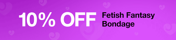 10% off Fetish Fantasy