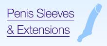 Penis Sleeves Extensions