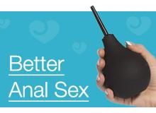 Better Anal Sex