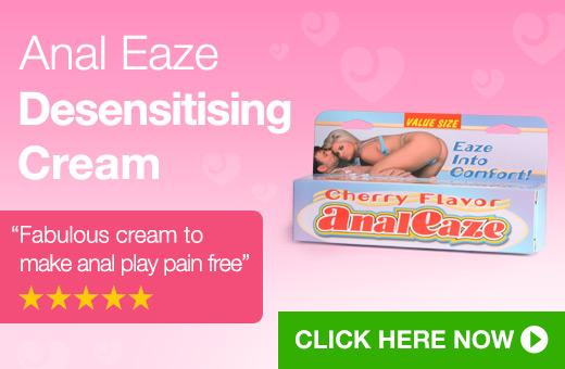 Anal Eaze Desensitising Cream