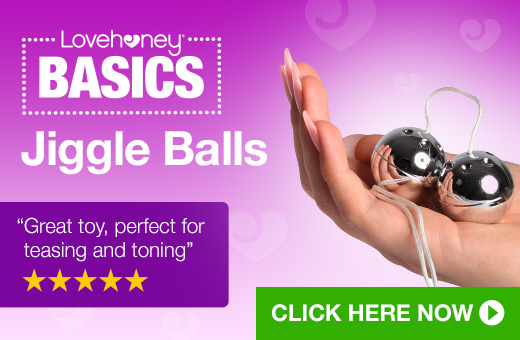 Lovehoney BASICS Jiggle Balls