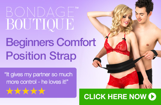 Bondage Boutique Beginners Comfort Position Strap