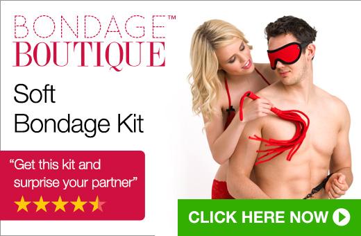Bondage Boutique Soft Bondage Kit