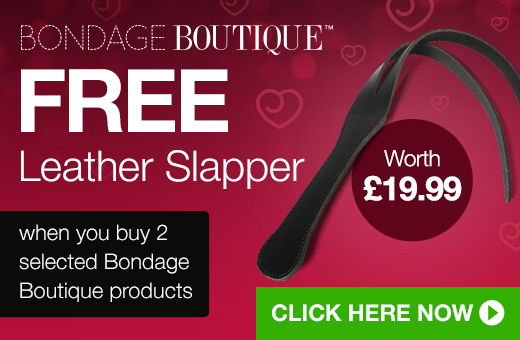 Bondage Boutique Free Leather Slapper