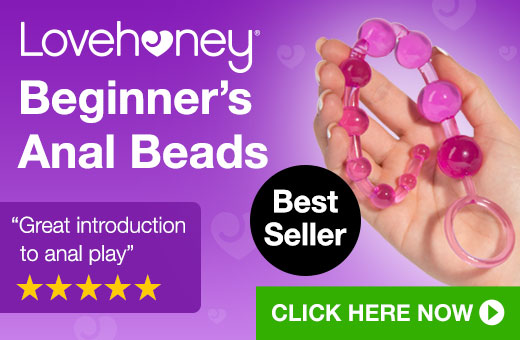 Lovehoney Beginner's Anal Beads