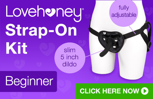 Lovehoney Beginner's Strap-On Kit