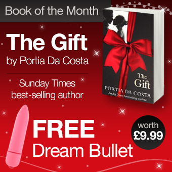 Book of the Month: Free Bullet Vibrator With Every Copy! Read an Extract Here!