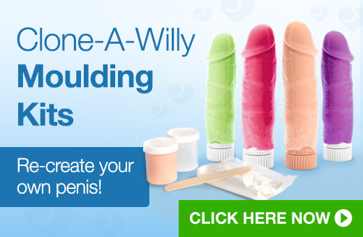 Clone-A-Willy Moulding Kits