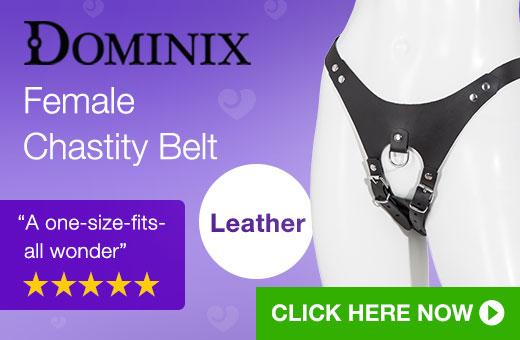 Dominix Female Chastity Belt