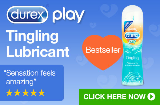Durex Play Tingling Lubricant