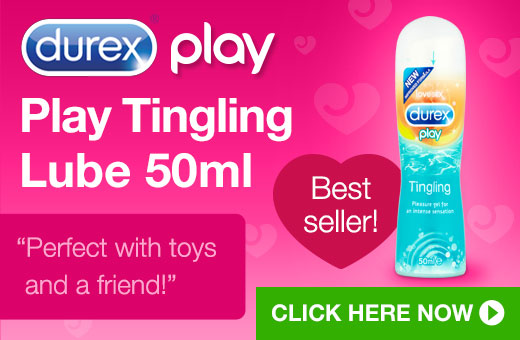 Durex Play Tingling Lube
