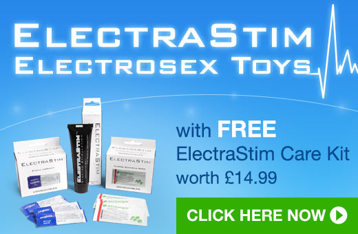 Free Care Kit with ElectraStim Electrosex Toys