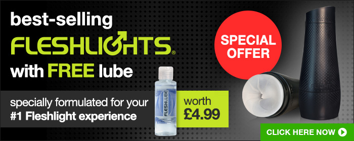 ^Fleshlight with FREE lube worth 4.99