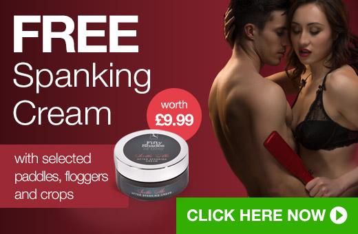 FREE Spanking Cream