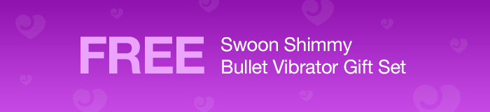 FREE Swoon Shimmy Bullet Vibrator Gift Set