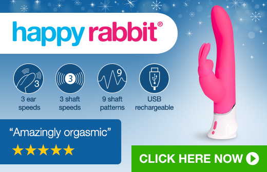 Happy Rabbit Vibrator
