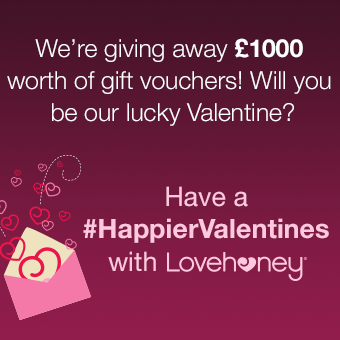 Valentine's Love Letter Giveaway