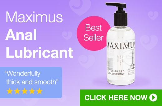 Maximus Anal Lubricant