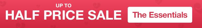 HALF PRICE SALE - Lubes, Condoms and Essentials