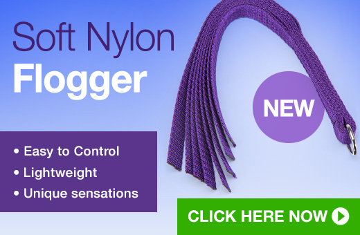 Soft Nylon Flogger