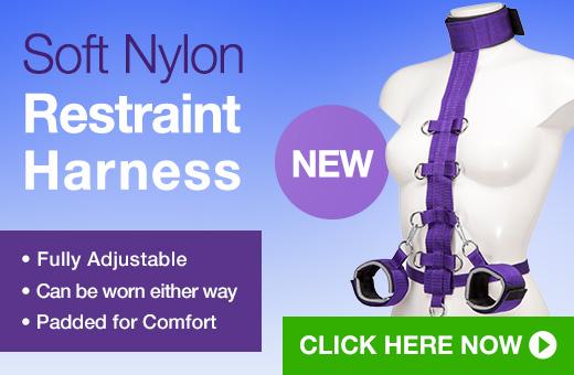 Soft Nylon Restraint Harness