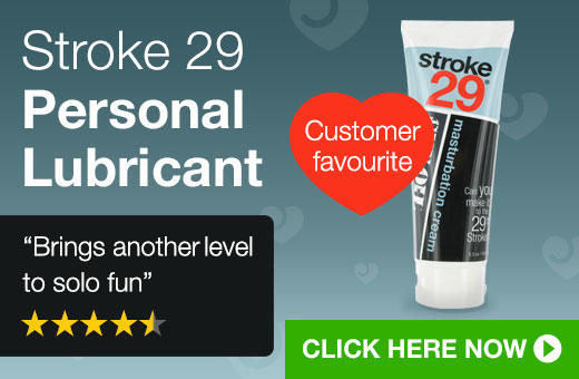 Stroke 29 Personal Lubricant