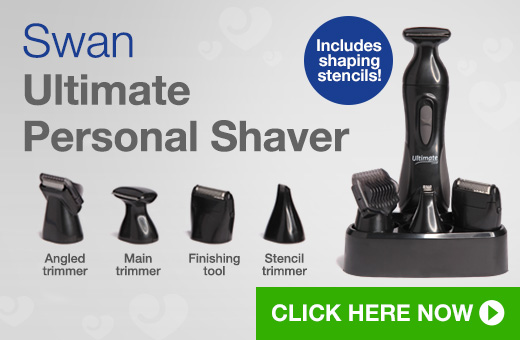 Swan Ultimate Personal Shaver