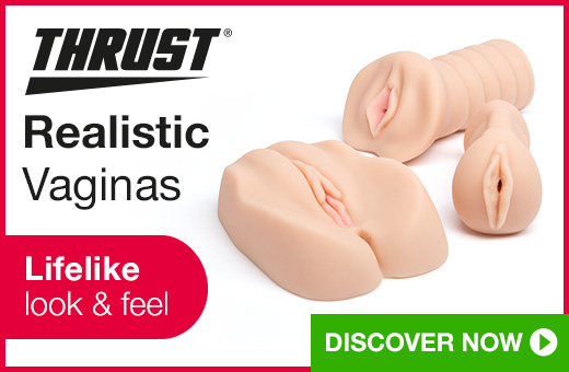 ^ THRUST Realistic Vaginas