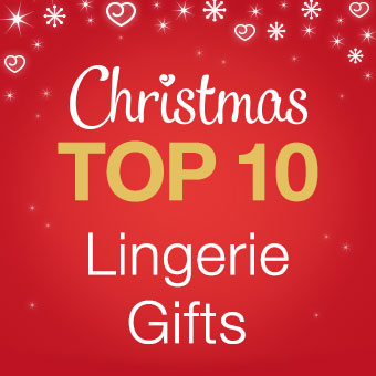 Top Ten Lingerie Gifts for Christmas