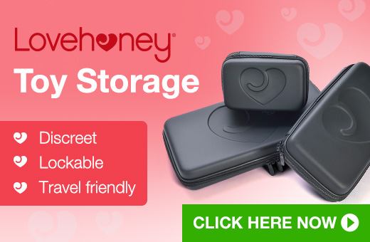Lovehoney Toy Storage