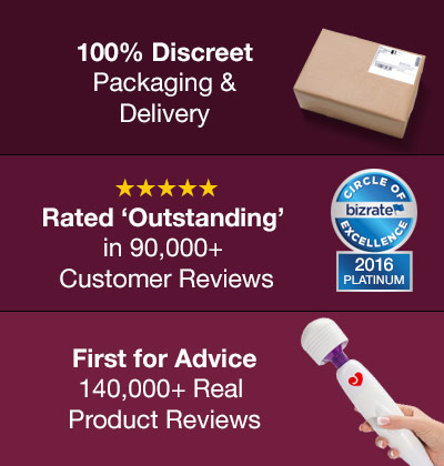 100% discreet packaging and delivery