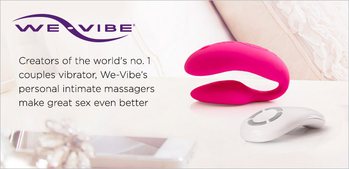 ^ We-Vibe Couples Vibrator