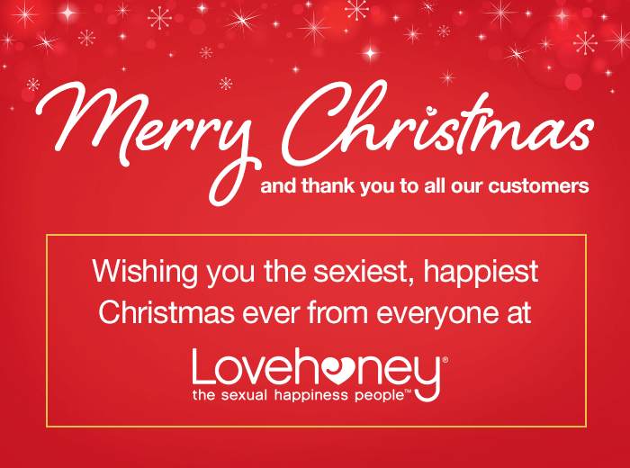 Merry Christmas from Lovehoney