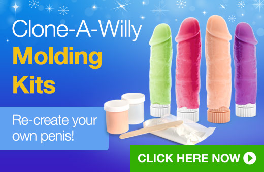 Clone-A-Willy Molding Kits