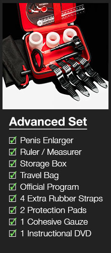 Male Edge Pro Advanced Penis Enlargement System