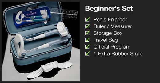 Male Edge Basic Beginner's Penis Enlargement System