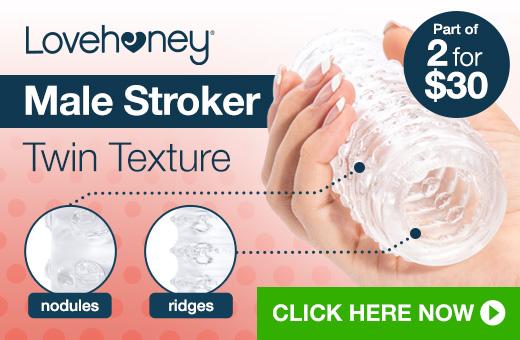 Lovehoney Ultimate Twin Texture Male Stroker